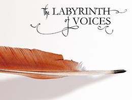 Conception et réalisation du CD de The Labyrinth of Voices